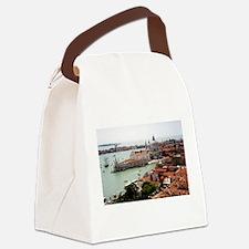 San Giorgio Maggiore Island, Veni Canvas Lunch Bag
