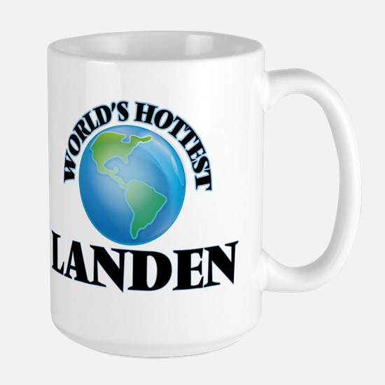 World's Hottest Landen Mugs