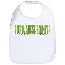 Portuguese Pointer ADVENTURE Bib