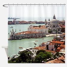 San Giorgio Maggiore Island, Venice Shower Curtain