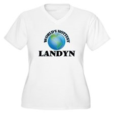 World's Hottest Landyn Plus Size T-Shirt