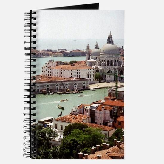 San Giorgio Maggiore Island, Venice Italy Journal