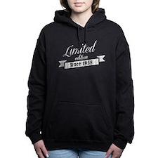 Limited Edition Since 1958 Women's Hooded Sweatshi
