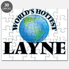 World's Hottest Layne Puzzle