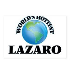 World's Hottest Lazaro Postcards (Package of 8)