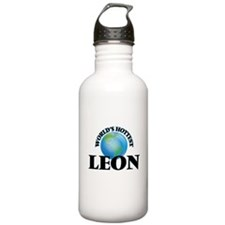 World's Hottest Leon Water Bottle