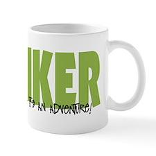Kooiker IT'S AN ADVENTURE Mug