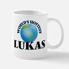 World's Hottest Lukas Mugs