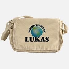 World's Hottest Lukas Messenger Bag