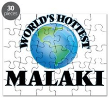 World's Hottest Malaki Puzzle