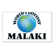 World's Hottest Malaki Decal