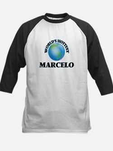 World's Hottest Marcelo Baseball Jersey