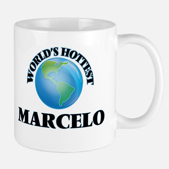 World's Hottest Marcelo Mugs