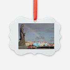 Curacao Rainbow Ornament