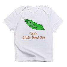 Opa's Sweet Pea Infant T-Shirt