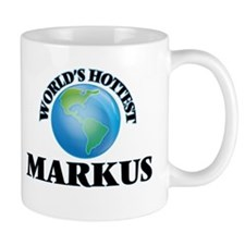 World's Hottest Markus Mugs
