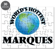 World's Hottest Marques Puzzle