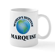 World's Hottest Marquise Mugs