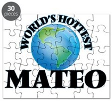 World's Hottest Mateo Puzzle