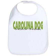 Carolina Dog IT'S AN ADVENTURE Bib