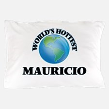 World's Hottest Mauricio Pillow Case