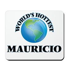World's Hottest Mauricio Mousepad