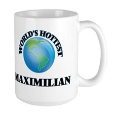World's Hottest Maximilian Mugs