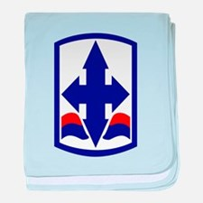 29th Infantry Brigade.png baby blanket