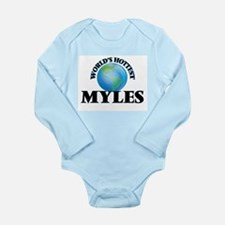 World's Hottest Myles Body Suit