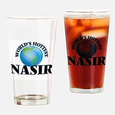 World's Hottest Nasir Drinking Glass