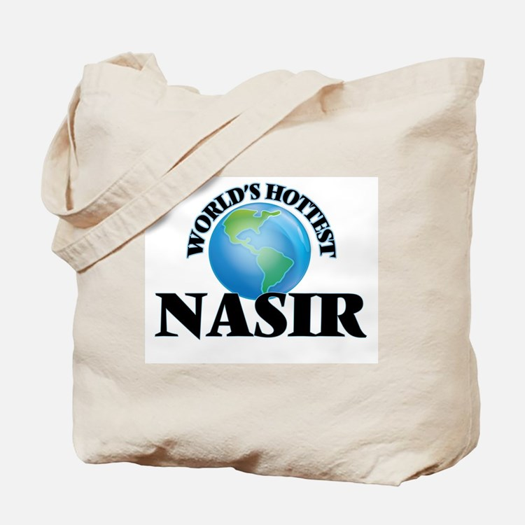World's Hottest Nasir Tote Bag
