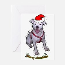 "Holiday ""Gracie"" Greeting Cards (6)"