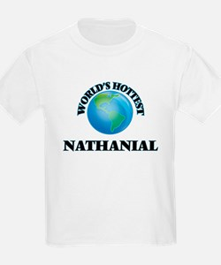 World's Hottest Nathanial T-Shirt