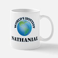 World's Hottest Nathanial Mugs