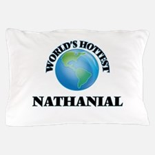 World's Hottest Nathanial Pillow Case