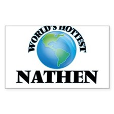World's Hottest Nathen Decal