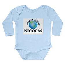 World's Hottest Nicolas Body Suit