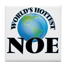 World's Hottest Noe Tile Coaster