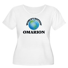 World's Hottest Omarion Plus Size T-Shirt