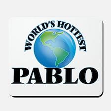 World's Hottest Pablo Mousepad