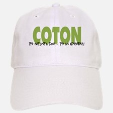 Coton IT'S AN ADVENTURE Baseball Baseball Cap