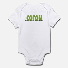 Coton IT'S AN ADVENTURE Infant Bodysuit
