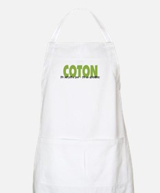 Coton IT'S AN ADVENTURE BBQ Apron