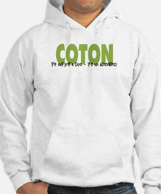 Coton IT'S AN ADVENTURE Hoodie