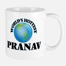 World's Hottest Pranav Mugs