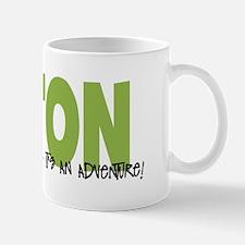 Coton IT'S AN ADVENTURE Mug