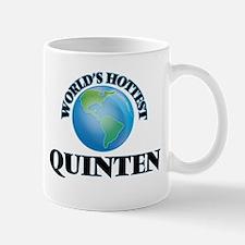 World's Hottest Quinten Mugs