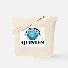 World's Hottest Quinten Tote Bag