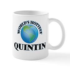 World's Hottest Quintin Mugs