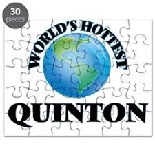 World's Hottest Quinton Puzzle